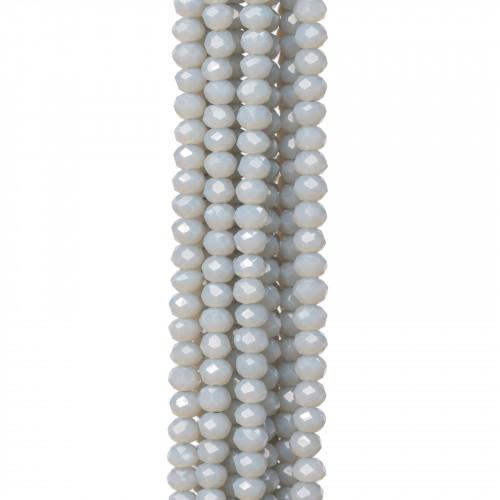 Giada Peridoto Gocce Sfaccettato 08x12mm