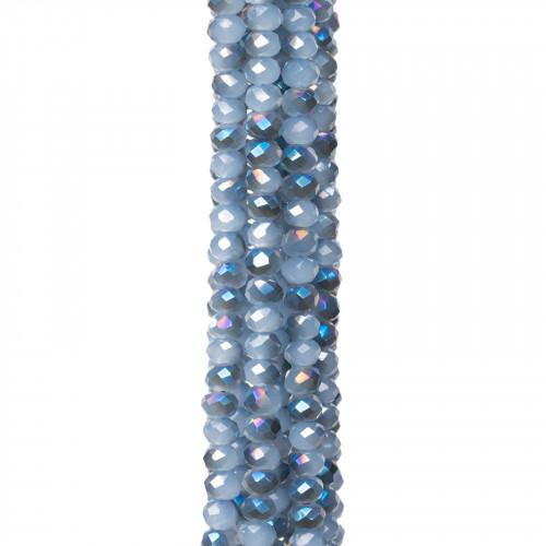 Giada Peridoto Rombo Piatto Sfaccettato 10mm
