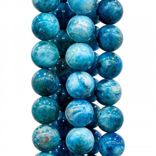 Goccia Di Ceramica Con Strass Mideast Mezzoforo 14x21mm 16pz - Nero