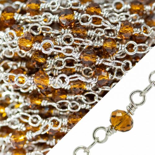 Orecchini Di Argento 925 E Perle di Fiume 13,0-13,5mm 3 Paia Bianco