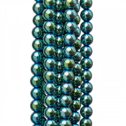 Perle di Maiorca Rosso Corallo Sardegna Tondo 16mm