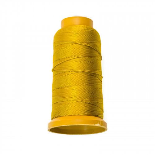 Catena Di Acciaio 316L Forzatina Schiacciata 1,6x2,0mm 20 Metri Placcato Oro