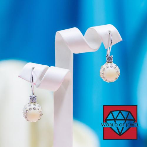 Perle di Maiorca Glicine Tondo 16mm
