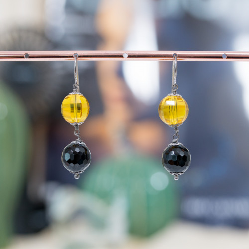 Chiusura Di Argento 925 Gancio Pesce 11x18mm 4pz Oro Rosa