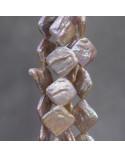 Perle Di Fiume (D'acqua Dolce) Barocche AAAAA 100-110gr Bianco