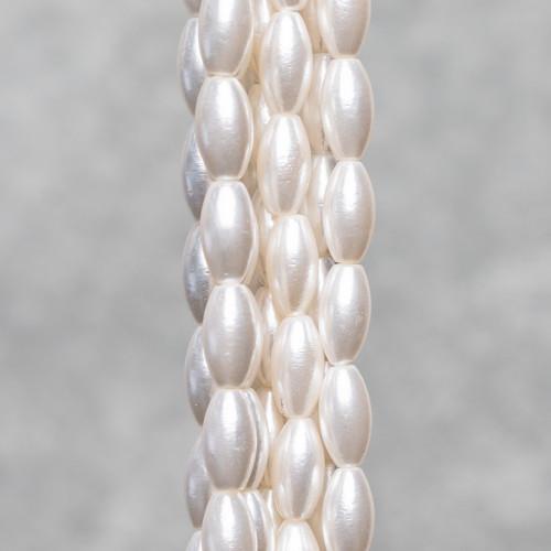 Cristalli Rondelle Sfaccettate 3x2mm 10 Fili Acqua