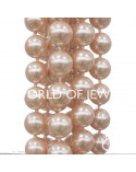 Opale Bianco Tondo 17mm