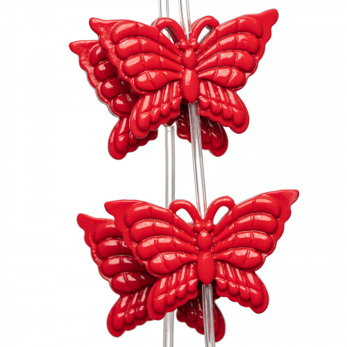 Giada Rodocrosite Rondelle Sfaccettate 3,5x2mm