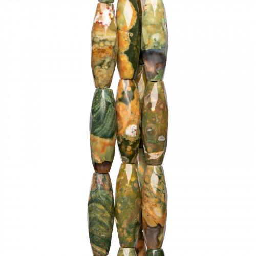 Quarzo Citrino Sasso Burattato 9-10mm