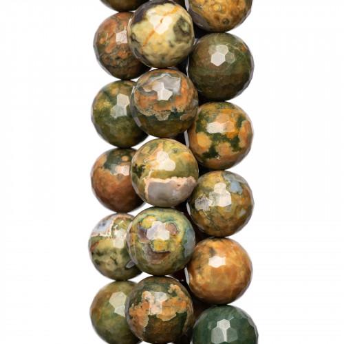 Giada Verde Crisoprasio Tondo 06mm