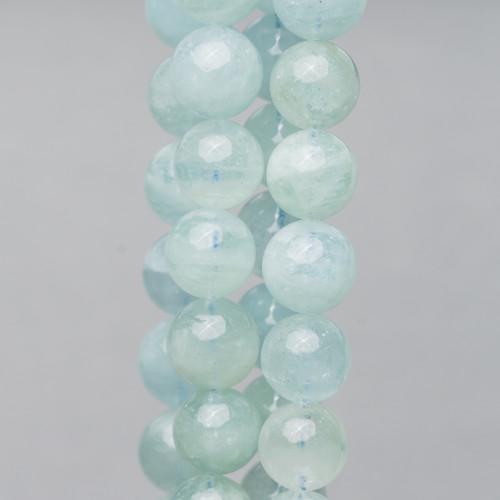 Giada Sabbia Chiaro Gocce Sfaccettato 11x28mm