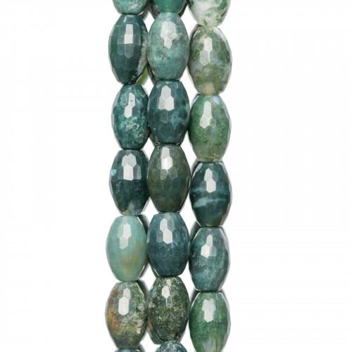 Perle Di Fiume Bottoni Cabochon 1 Foro (AA) 12.0-12.5mm 6 Paia Bianco