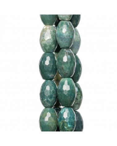 Perle di Fiume Bottoni Cabochon 1 Foro (AA) 12.5-13.0mm 6 Paia Bianco