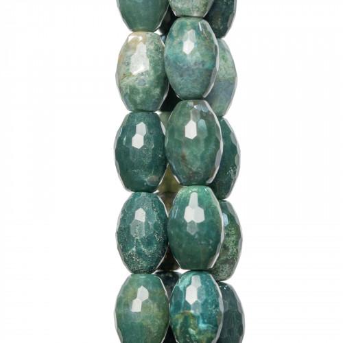 Perle di Fiume Bottoni Cabochon 1 Foro (AA) 13.0-13.5mm 6 Paia Bianco