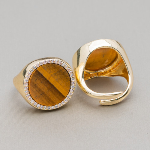 Perle Di Fiume Bottoni Cabochon 1 Foro (AA) 8.0-8.5mm 12 Paia Bianco