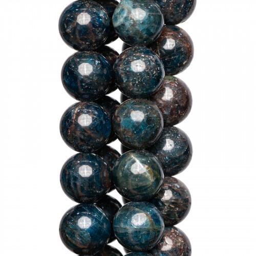 Perle Di Fiume Bordate Dorato Quadrato Piatto 14-16mm 10pz