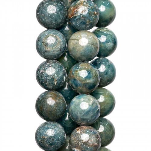Perle di Fiume Tondo 3,5mm AAA Bianco