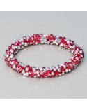 Perle Di Fiume Tondo 4,5-5,0mm AAAA- Bianco