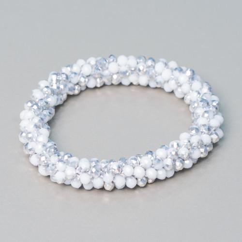 Perle Di Fiume Tondo 5,0-5,5mm AAAA Bianco