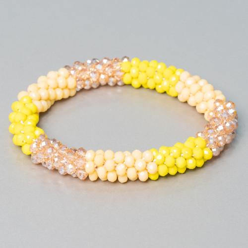 Perle Di Fiume Tondo 9,0-9,5mm AAAAA- Multicolor