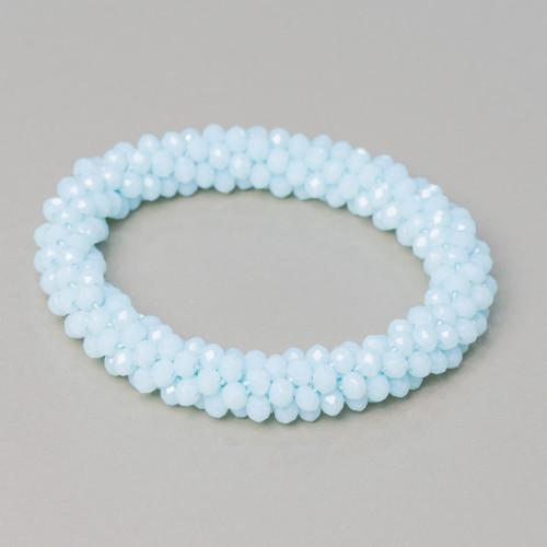 Perle Di Fiume Tondo 4,5-5,0mm AAA Bianco