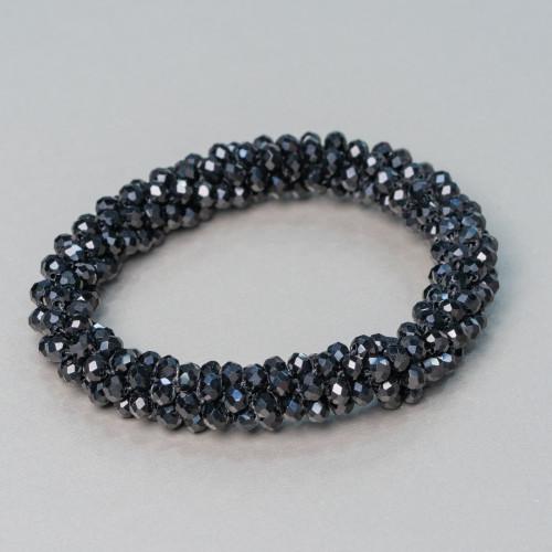 Perle Di Fiume Tondo 6,0-6,5mm AAAAA1 Grigio