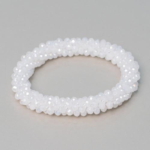 Perle Di Fiume Tondo 10,0-10,5mm AAA1+ Bianco