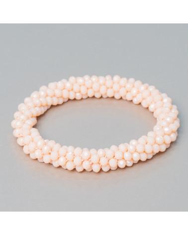 Perle Di Fiume Tondo 7,0-7,5mm AA2+ Lilla