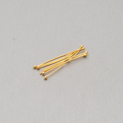 Lapislazzuli Bordato Oro Ovale Piatto 14x18mm 12pz
