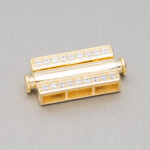 Perle Di Fiume Barocche 110-130gr Bianco 18-26x23-36mm