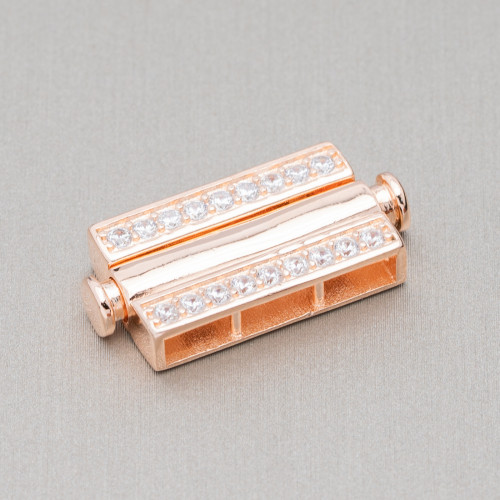 Perle Di Fiume Barocche 115-125gr - Bianco 14-16x14-23mm