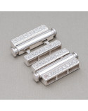 Perle Di Fiume Barocche 130-140gr - Bianco 14-16x14-23mm