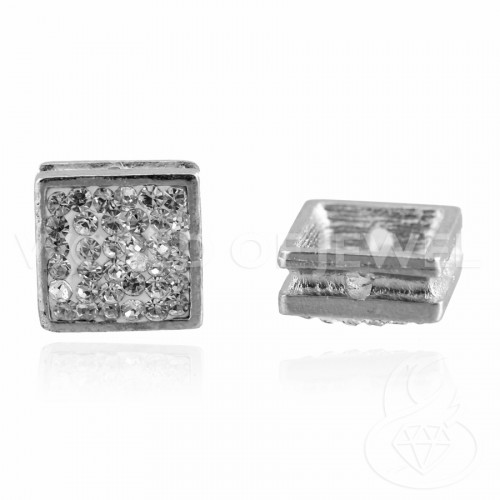 Perle di Maiorca Irregolare Pepita 14-18mm Lilla
