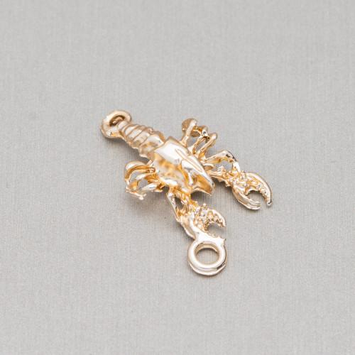 Componente Di Giadeite Incisa 50-65mm Bordato Oro Viola