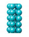 Orecchini Di Acciaio E Perle Di Fiume Irregolare Piatto