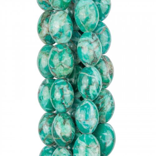 Orecchini A Monachella Di Argento 925 Con Perle Di Fiume E Strass Marcasite E Foglia Di Ottone Dorato