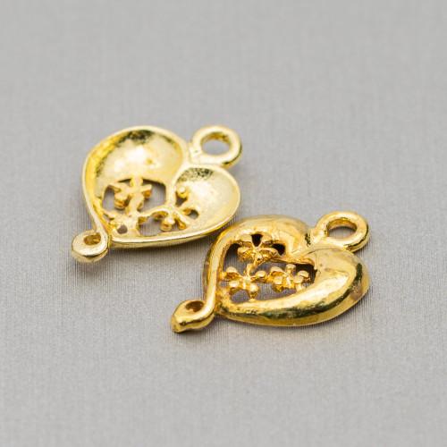 Orecchini A Monachella Di Argento 925 Con Perle Di Fiume E Marcasite Strass
