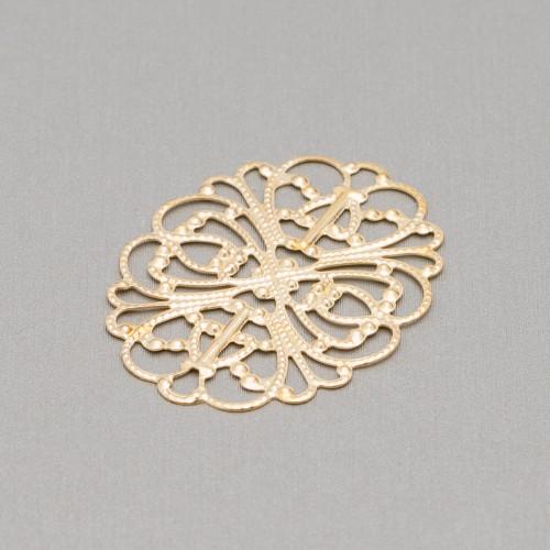 Perle di Maiorca Bianca Tondo Barocca 16mm