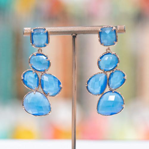 Perle di Maiorca Turchese Tondo Liscio 06mm