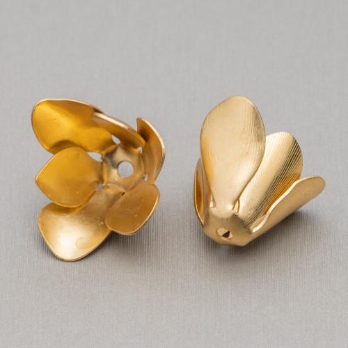 Bracciale Di Argento 925 Argentato E Ambra Lunghezza 19,5cm - 1pz - Cod. 25320