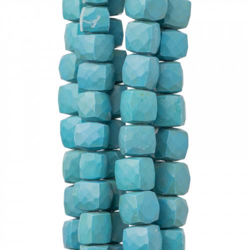 Perle di Maiorca Bianca Gocce A Pera 12x20mm