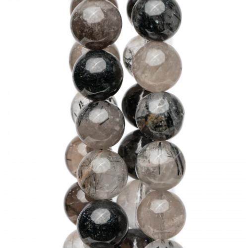 Orecchini A Monachella Di Argento 925 Con Perle Di Fiume A Goccia Rodiato