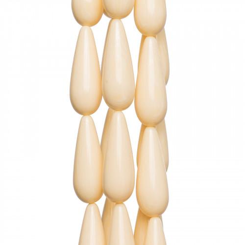Perle di Maiorca Oro Tondo 12mm