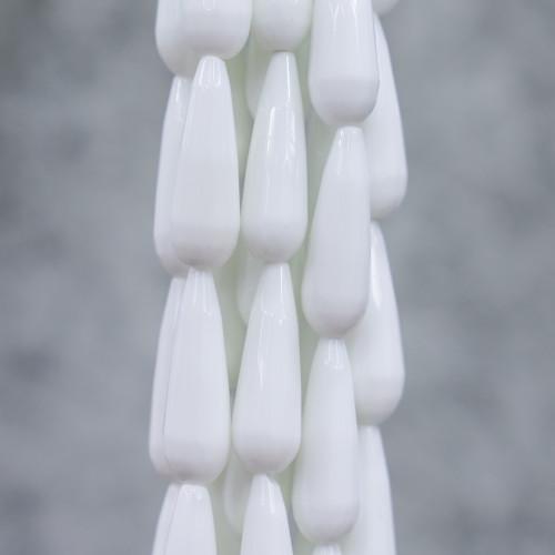 Componente Di Cristalli Intrecciati A Cerchietto 30mm 10pz Cipria