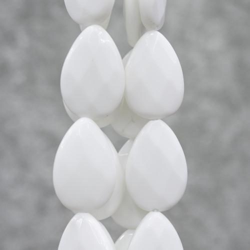 Orecchini A Perno Di Argento 925 Con Perle Di Fiume Grigie 10mm