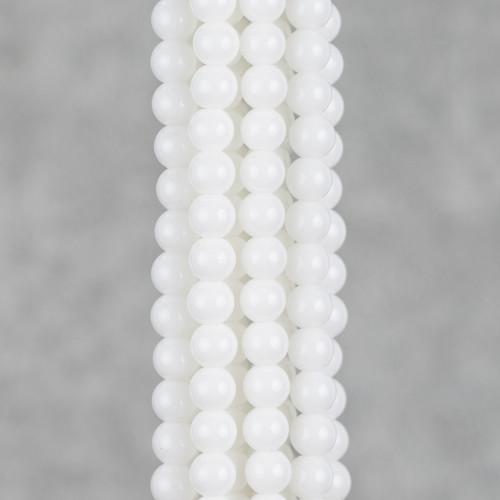 Orecchini A Perno Di Argento 925 Con Sfere Sfaccettate Di Zirconi Naturali Multicolor Modello 2