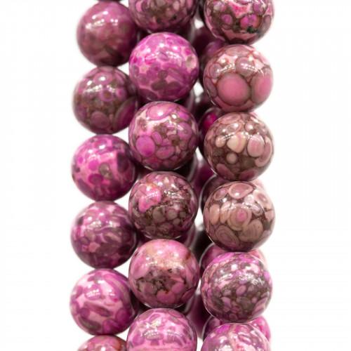 Chiusura Di Argento 925 Anello A Molla 12mm Con Coppette 07mm Oro Rosa Con Passivazione 4pz