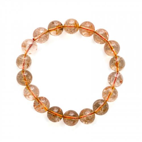 Orecchini A Perno Di Bronzo Polipo Con Componente Piastra Di Pietre Dure Bordate Oro E Perle Di Fiume - Ovale Agata Muschiata