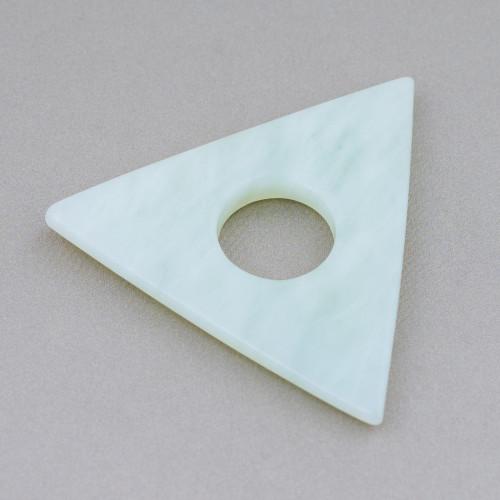 Bracciale Di Perle Di Maiorca E Velluto Carammello - Cod. 27408