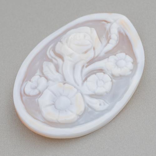 Perle di Maiorca Bianca Tondo Liscio 06mm